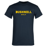 Navy T Shirt-Golf