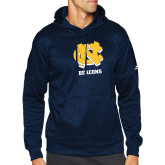 Adidas Navy Team Issue Hoodie-CN Beacons