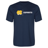 Performance Navy Tee-ESports