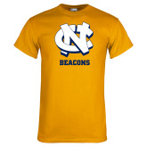 Gold T Shirt-CN Beacons