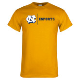 Gold T Shirt-ESports