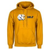 Gold Fleece Hoodie-Golf