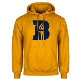 Gold Fleece Hoodie-B Icon