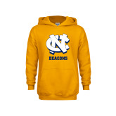 Youth Gold Fleece Hoodie-CN Beacons