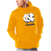 Under Armour Gold Armour Fleece Hoodie-CN Beacons