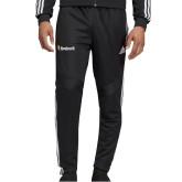 Adidas Black Tiro 19 Training Pant-Bushnell University Primary Mark