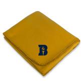 Gold Arctic Fleece Blanket-B Icon