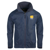 Navy Charger Jacket-CN Beacons