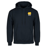 Navy Fleece Hoodie-CN Beacons
