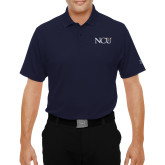 Under Armour Navy Performance Polo-NCU Logo