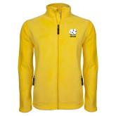 Fleece Full Zip Gold Jacket-CN Beacons
