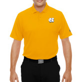 Under Armour Gold Performance Polo-NC Interlocking