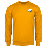 Gold Fleece Crew-NC Interlocking