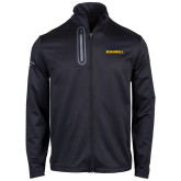 Callaway Stretch Performance Black Jacket-Bushnell Athletics Wordmark