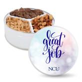 Deluxe Mix Great Job Tin-NCU Logo