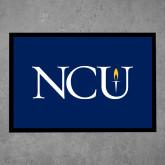 Full Color Indoor Floor Mat-NCU Logo