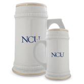 Full Color Decorative Ceramic Mug 22oz-NCU Logo