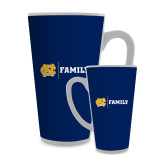 Full Color Latte Mug 17oz-Family