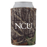 Collapsible Camo Can Holder-NCU Logo
