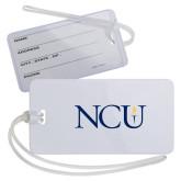 Luggage Tag-NCU Logo