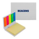 Micro Sticky Book-Beacons