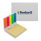 Micro Sticky Book-Bushnell University Primary Mark