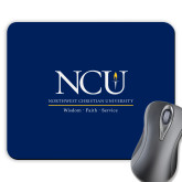 Full Color Mousepad-Primary Logo Stacked
