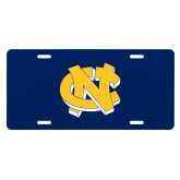 License Plate-NC Interlocking