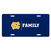 License Plate-Family