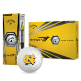 Callaway Warbird Golf Balls 12/pkg-NC Interlocking