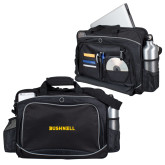 Hive Checkpoint Friendly Black Compu Case-Bushnell Athletics Wordmark