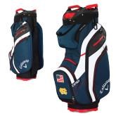 Callaway Org 14 Navy Cart Bag-NC Interlocking