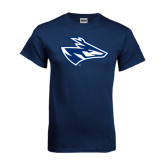 Navy T Shirt-Loper Head