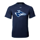 Under Armour Navy Tech Tee-Loper Head