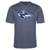 Performance Navy Heather Contender Tee-Loper Head