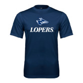 Performance Navy Tee-Head over Lopers
