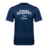 Performance Navy Tee-Tennis