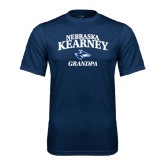 Performance Navy Tee-Grandpa