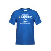 Youth Royal T Shirt-Mens Basketball