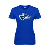 Ladies Royal T Shirt-Loper Head