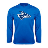 Performance Royal Longsleeve Shirt-Loper Head