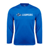 Performance Royal Longsleeve Shirt-Lopers Flat