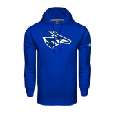 Under Armour Royal Performance Sweats Team Hoodie-Loper Head