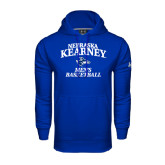 Under Armour Royal Performance Sweats Team Hoodie-Mens Basketball