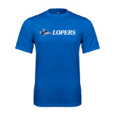 Performance Royal Tee-Lopers Flat