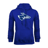 Royal Fleece Hoodie-Loper Head