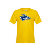 Youth Gold T Shirt-Loper Head