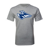 Grey T Shirt-Loper Head