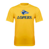 Performance Gold Tee-Head over Lopers
