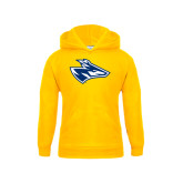 Youth Gold Fleece Hoodie-Loper Head